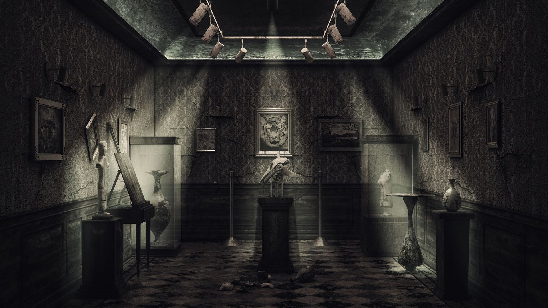 Fade Out Virtual Reality Escape Room